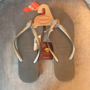 Havaianas sandal Women's size 6/7M